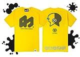 Splatoon2 わかばタコTシャツ イエロー XLサイズ