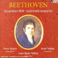 Beethoven: Les Annees 1800