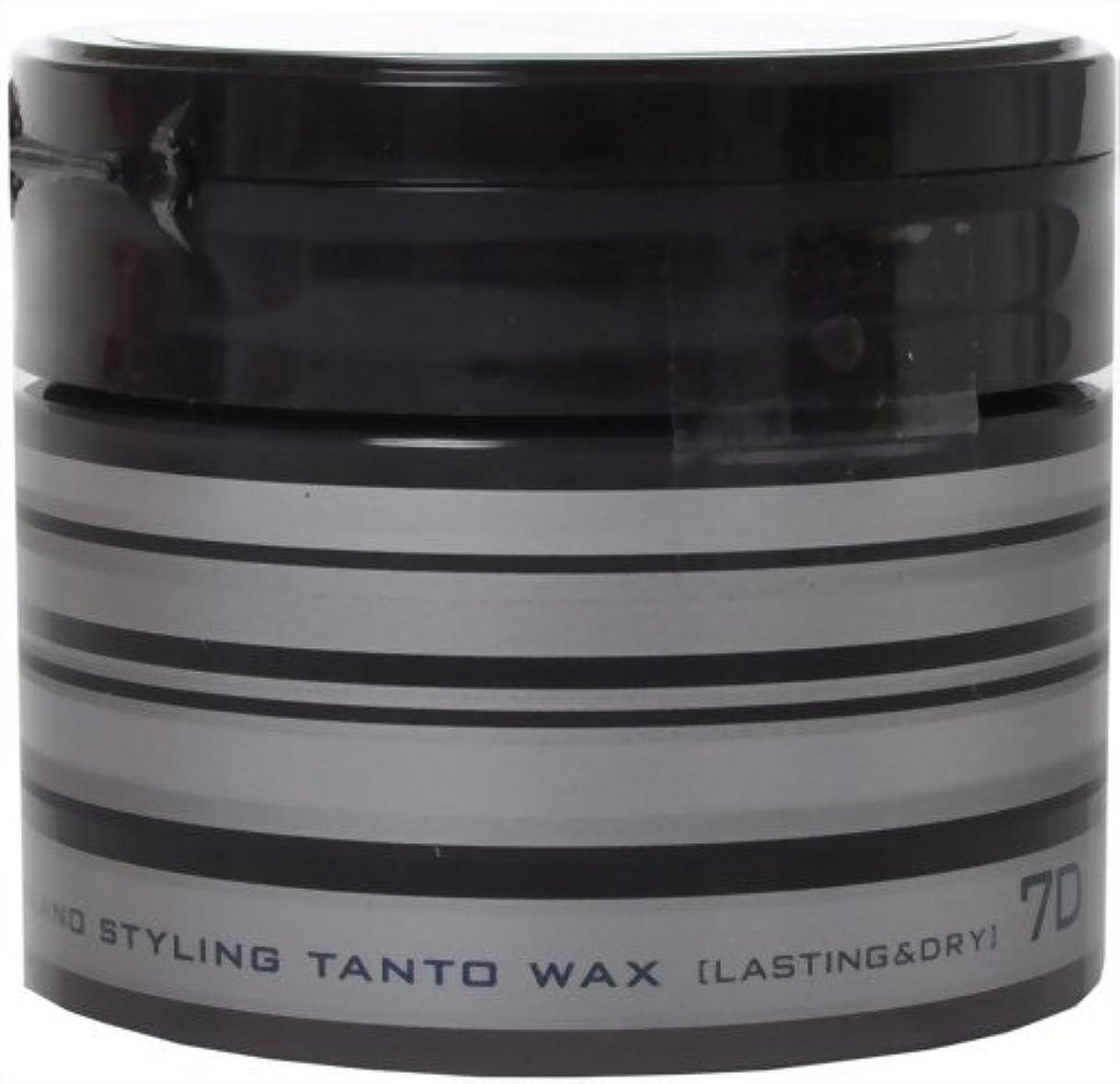 いらいらさせる批判する物理的にナカノ タントワックス7D ラスティング&ドライ