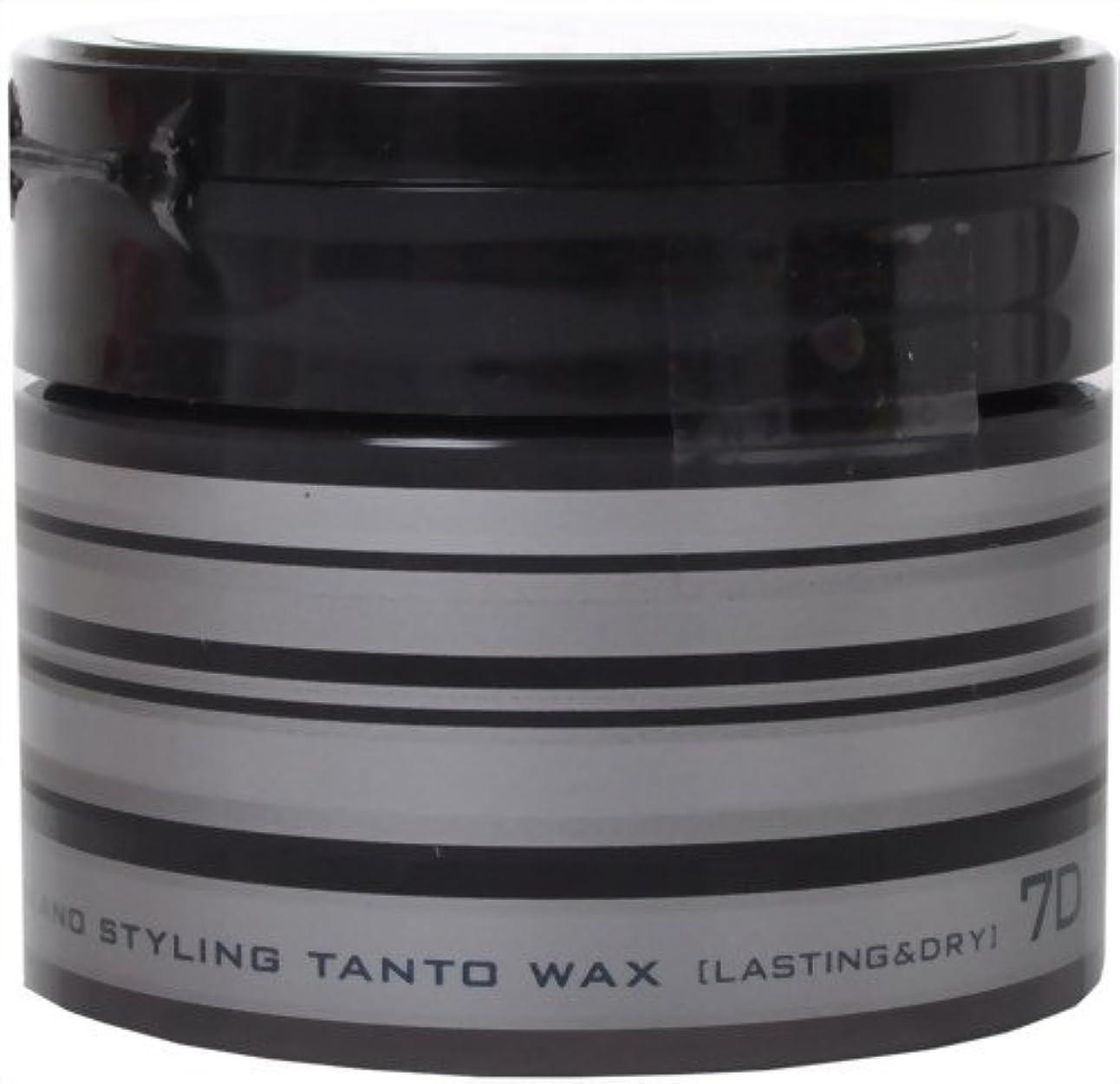 除去薬を飲むアラートナカノ タントワックス7D ラスティング&ドライ
