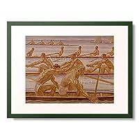 Janesch, Albert 「Water sports. 1936.」 額装アート作品