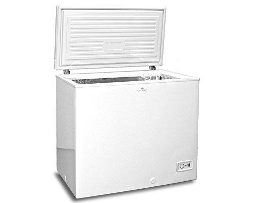 ALLEGiA(アレジア) 冷凍庫 ストッカー(206L) チェストタイプ 上開き 【省エネタイプ】...