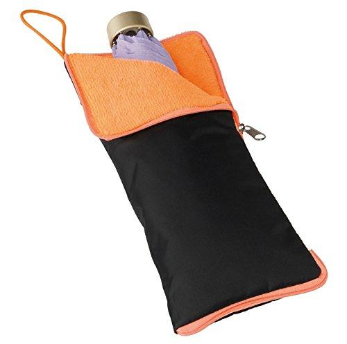 超吸水マイクロファイバー傘カバー (オレンジ)