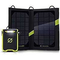 Goal Zero Venture 30 Solar Recharging Kit with Nomad 7 Solar Panel [並行輸入品]