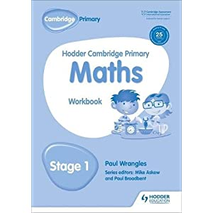 Hodder Cambridge Primary Maths Workbook 1
