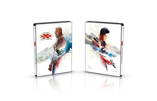 【Amazon.co.jp限定】トリプルX:再起動 スチール・ブック仕様ブルーレイ+特典ブルーレイ [Blu-ray]