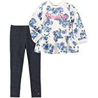 Nautica Girls 2 Pieces Leggings Set Pants Set
