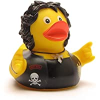 Heavy Metal Rubber Duck | Bath Duck | Duckshop | ???????| L: 8 cm