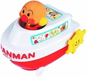 アンパンマン ゼンマイちゃぷちゃぷボート