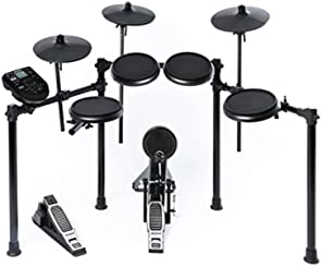 Alesis 電子ドラム 8インチ・ドラムパッド 10インチ・シンバル Nitro Kit