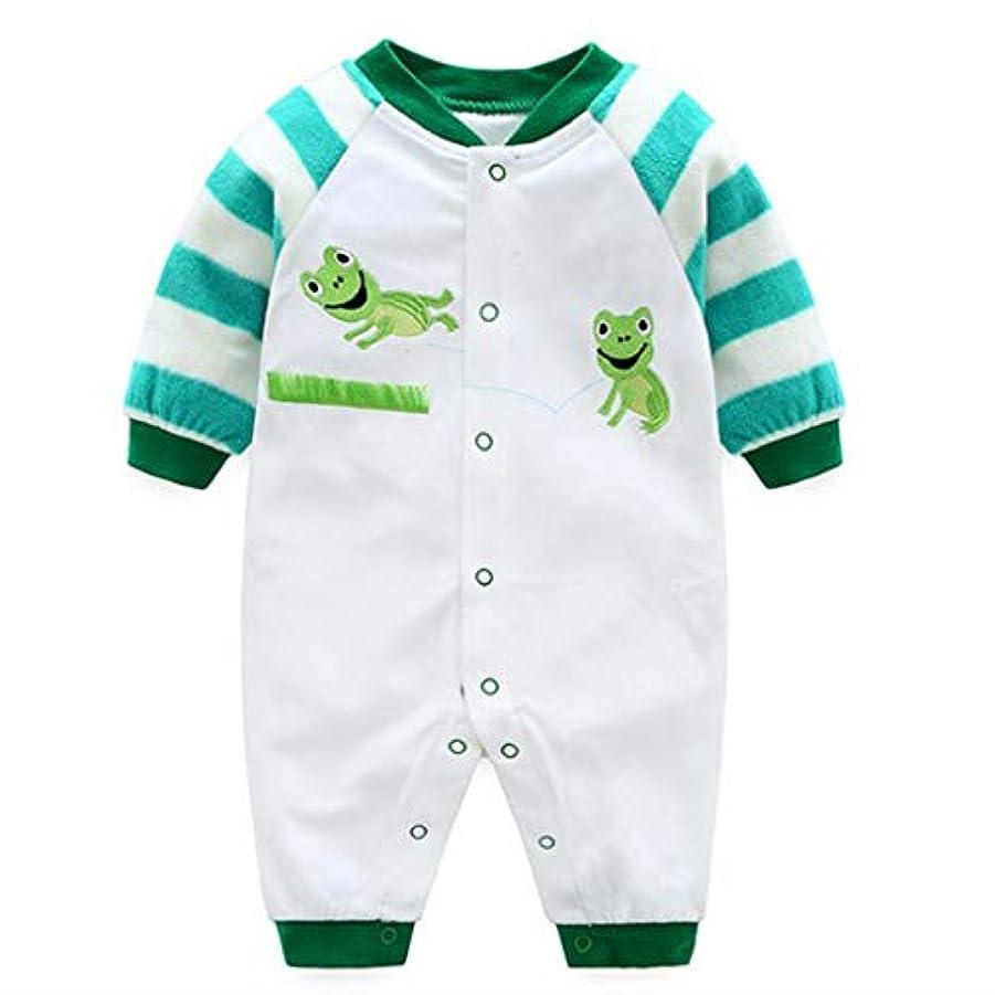 不従順相関する韓国P Prettyia 新生児幼児ベビージャンプスーツプレイスーツ服長袖