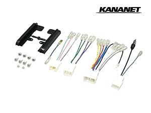 カナネット/KANANET UA-Y53D トヨタ車汎用 カーAV取付キット