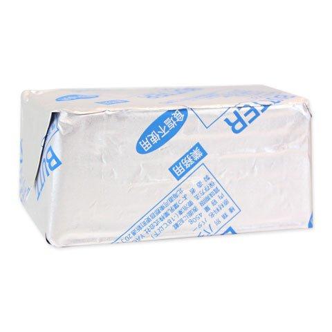 バター ポンドバター無塩(G) よつ葉 450g ドイツ産