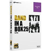 PG Music ピージーミュージック 自動作曲アプリBand-in-a-Box 25 for Mac EverythingPAK バンド・イン・ア・ボックス Mac版