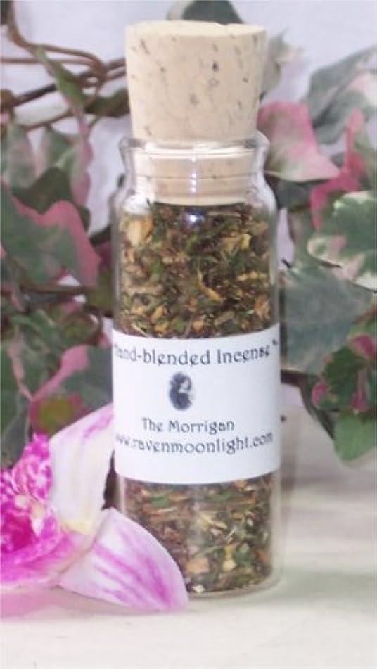 サロン文化しっかりhand-blended Herbal Incense : The Morrigan