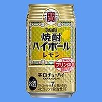 宝焼酎ハイボール レモン350ml×24缶