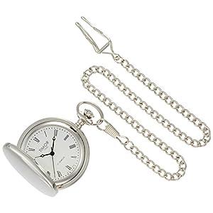 [ティモール]TIMOR 懐中時計 ポケットウォッチ ハンター 手巻き TP105CH01 【正規輸入品】
