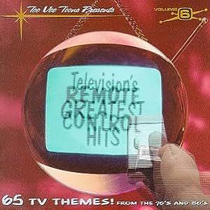 Television's Greatest Hits, Vol.6: Remote Control