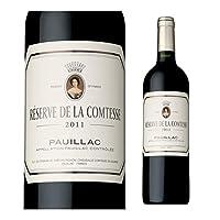 レゼルヴ ド ラ コンテス 2011 750ml ボルドー ポイヤック 赤ワイン バックヴィンテージ