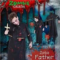 【コスプレ】ZOMBIE COLLECTION Zombie Father(ゾンビ神父) ホビー エトセトラ コスプレ ハロウィン その他のハロウィン [並行輸入品]