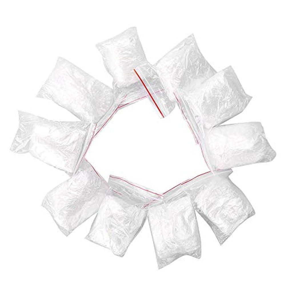 余分な状態リングレット使い捨てヘアダイツール Delaman208 使い捨て髪染めキット (使い捨てヘアキャップ +イヤーカバー +ショール +グローブ) 毛染め用 家庭用 作業用 透明 10点セット