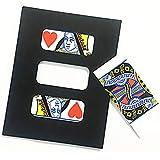 「♣zqion」 ポーカー三分身 ポーカー分裂 マジックカード 手品道具