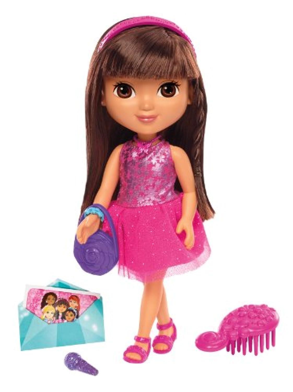 [フィッシャープライス]Fisher-Price Nickelodeon Dora & Friends Dance Party Dora BLW45 [並行輸入品]