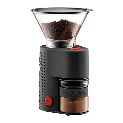 bodum コーヒーミル BISTRO 電気式コーヒーグラインダー 10903-01JP ブラック