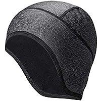 ROCKBROS(ロックブロス)ヘルメットキャップ サイクルキャップ 防寒 防風 裏起毛 冬用 男女兼用