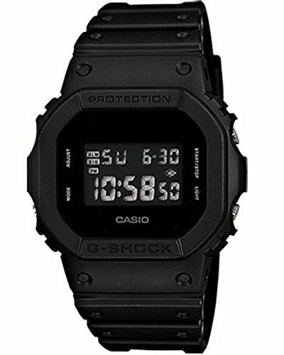CASIO [カシオ] G-SHOCK [ジー・ショック] ソリッドカラーズ 腕時計 DW-5600BB-1JF メンズ 『並行輸入品』