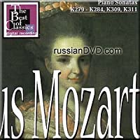 Mozart- Piano Sonatas K279- K284, K309, K311- Paul Badura-Skoda (2 CDs) (2004-05-03)