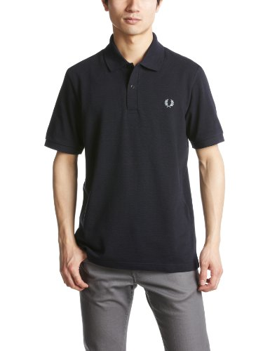 (フレッドペリー)FRED PERRY ポロシャツ THE ORIGINAL FRED PERRY SHIRT M3N 795 795Navy/Ice/Ice 42