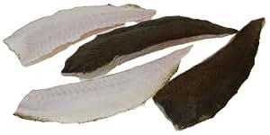 ながさき高島ヒラメ(養殖) 切り身真空パック1尾4枚おろし (皮付き)