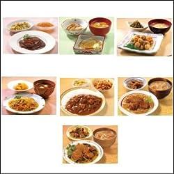 ニチレイ カロリーナビ240kcal 7食セット