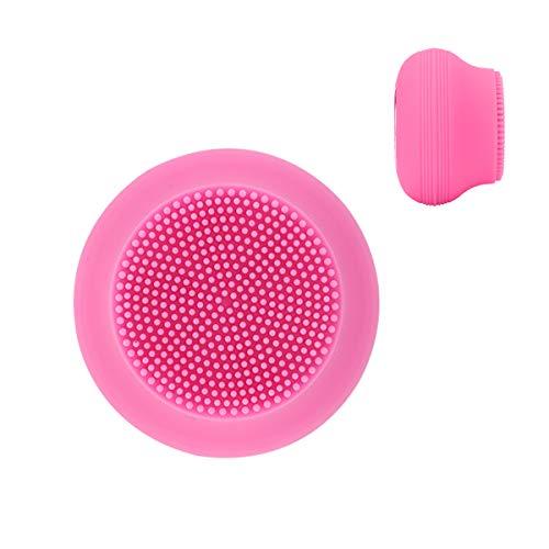 MISERWE 洗顔ブラシ 洗顔器 超音波振動シリコーン防水...