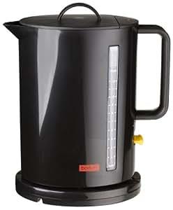 bodum 電気ポット 1.7L 黒 5500-01 BK