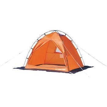 キャプテンスタッグ(CAPTAIN STAG) テント ワカサギ テント 160 オレンジ[2人用] M-3109