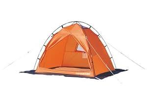 キャプテンスタッグ テント ワカサギ テント 160 オレンジ[2人用] M-3109