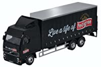 Oxford Diecast 1/76 Scale 76VOL02CL - Marstons Volvo PH Curtainside Lorry