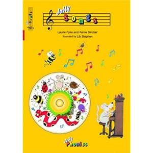 Jolly Songs (Jolly Phonics)