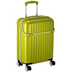 [アクタス] スーツケース トップス S 33L 3.2kg トップオープン 機内持ち込み 機内持込可 33.0L 53.5cm 3.2kg 74-20317 07 ライムカーボン