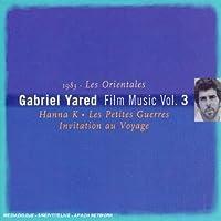 Gabriel Yared FIlm Music Vol. 3