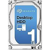 Seagate シーゲイト 内蔵 ハードディスク Desktop HDD 3.5 インチ 4TB ( SATA 6Gb/s / 5900rpm / 64MB ) 大容量 国内正規品 【オリジナル茶箱梱包】 ST4000DM000 -SWT