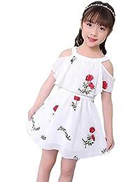 79ce6678b643d Amazon.co.jp  160 - ワンピース・チュニック   ガールズ  服 ...