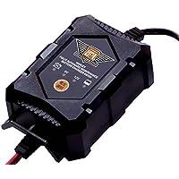 バイクバッテリー充電器(6V/12V切替式) ハーレー専用充電器 【サルフェーション除去機能付】 BCHARLEY