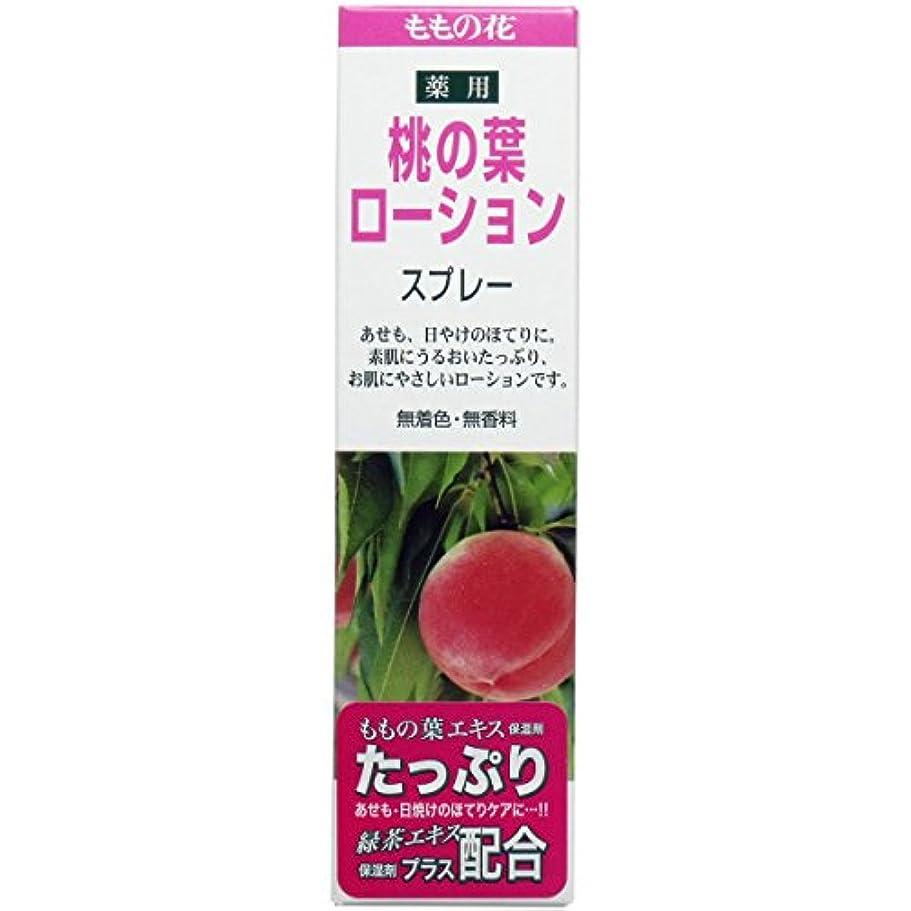 気づかない構成する単なる薬用桃の葉ローションスプレー 145ml