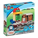 Lego (レゴ) Duplo (デュプロ) #5555 - Thomas & Friends TOBY AT WELLSWORTH STATION ブロック おもちゃ (並行輸入)