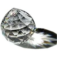 Fashion Japan Style Decoration 40mm Crystal Ball Prisms M010435 by Feng Shui Crystals [並行輸入品]