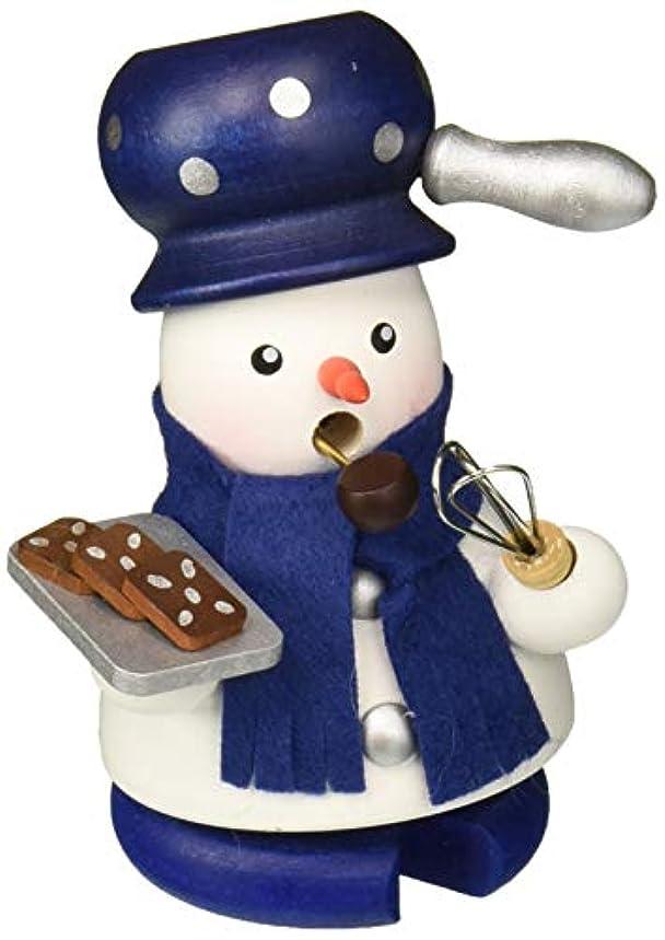 敬な美容師ポータブルAlexander Taron Christian Ulbricht装飾雪だるまBaker Incense Burner