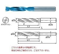 不二越 (ナチ) 超硬ドリル AQDEXZR1850 (アクアドリル EX フラットレギュラ)